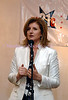 "Arianna Huffington: ""Right Is Wrong"" Book Party at the home of Edward Bennett : Tuesday, April 29, 2008, 6:00 p.m.,The Home of Edward Bennett, 723 Washington Street, West Village, New York City, NY. Edward Bennett and DL21C--Democratic Leadership for the 21st Century of New York co-hosted a political discussion featuring Arianna Huffington, the co-founder and Editor-in-Chief of The Huffington Post, a nationally syndicated columnist, and author of eleven books. Arianna discussed her new book Right Is Wrong: How the Lunatic Fringe Hijacked America, Shredded the Constitution, and Made Us All Less Safe. PHOTO CREDIT: ©Manhattan Society.com 2008 by Christopher London 