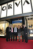 "The Launch of ORVA's new 5000 square foot store on East 86th Street in Yorkville : Wednesday February 27, 2008. Orva  155 E 86th St New York, NY 10028. ORVA, the family department store for women, is moving in a new direction, putting their best foot forward with a brand new shoe emporium for (servicing) the entire family. It will be on their original site at East 86th Street, the crossroad of the Upper East Side. This is no ""Ma & Pa"" store – the Aizer family dynasty spans three generations and is still under its original family ownership. This is in the tradition of those country stores that grew into giant retailers. Founded by Joseph Aizer Sr. (still very much alive,); Son, Arthur Aizer CFO;  Grandsons Elliot Aizer, Footwear Operations and Joseph Aizer, Athletic Division. Beginning as a hosiery chain in 1948, ORVA expanded with stores that spread from the New York metro area ; Syracuse to Detroit, Columbus, Dayton and grew to as many as 19 stores, specializing in a niche market of hosiery and dancewear.  The groundwork for their concept of a small department store in the heart of a residential neighborhood, was established. The flagship ORVA women's store opened on East 86th Street in Manhattan in 1982, servicing a discerning clientele, and became a well known fixture in the ""hood"" It became a haven for the Saturday generation of shoppers.  The merchandising cornered the market on active wear and athletic gear for exercise crazed  women of all ages. Now, ORVA, is taking a foray into a specialty shoe store that caters to the needs of all the family;  men, women and children.  It will be a shopping experience unlike no other, with the largest selection of shoes of any single store in the city. The concept is to become a ""Destination"" store, headquarters for popular brands: Geoxx, Mephisto, Kenneth Cole Reaction., Bruno Magli, Uggs, Timberland, Nike, Puma, Ecco, Birkenstock, Taryn Rose, Rockport, Florsheim, Bostonian, Stride Rite, All Genders Flip Flops, to name a few. The sleek new ORVA encompasses 5000 square feet of selling space and will provide the highest level of service.  It's prime location will bring an influx of customers from all five boroughs with easy subway access on the 4,5, and 6 lines.  ""The upper East side has been lacking this type of full service shoe store to serve the whole family for many years"", says Elliot Aizer, head of all footwear operations. Grand opening slated for February 28th. MEDIA CONTACT: Sandra Bennett 