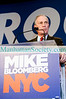 MAYOR MIKE BLOOMBERG's  Election Night 2009 Victory Celebration : NEW YORK-NOVEMBER 3:MAYOR MIKE BLOOMBERG's  Election Night 2009 Victory Celebration on Tuesday, November 3, 2009  at the Metropolitan Ballroom at  The Sheraton New York Hotel and Towers,  811 7th Avenue (between 52nd and 53rd Streets), New York City, NY.   PHOTO CREDIT:Copyright ©Manhattan Society.com 2009 by Christopher London   | tel: Private |e-mail: ChrisLondon@manhattansociety.com