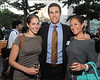 AMNH Junior Council Season Closing Party : NEW YORK-JUNE 24:  AMNH Junior Council  Season Closing Party on Thursday, June 24, 2010 at  American Museum of Natural History, Central Park West at 79th Street , New York City, NY. The Junior Council  concluded its 2009-2010 season with a panel discussion and cocktail reception. In 2001, the Museum created the Sackler Institute for Comparative Genomics   and has been developing a comprehensive program of genomics research. Along with maintaining one of the largest non-human frozen tissue collections in the world, Museum scientists have been conducting research on the medicinal properties of leeches and on the spread of infectious diseases such as avian flu, SARS, and malaria. The evening's panelists, which included Director of the Sackler Institute George Amato, Curators Rob DeSalle   (Division of Invertebrate Zoology) and Mark Siddall   (Division of Invertebrate Zoology),  and Sackler Institute researcher Sergios Kolokotronis  (coordinator of the DNA Barcoding Initiative for Conservation Sackler Institute for Comparative Genomics), discussed current Museum research and its implications for human health. Following the panel, guests enjoyed cocktails and live jazz outside on the  Arthur Ross Terrace. CO-CHAIRS: Lisa and Paul Canty, Christy Corgan, Sarah J. Crews, Doug and Eva Heyman, Dana Wallach Jones and Michael T. M. Jones, Zachary and Lori Pomerantz, Andrew and Zibby Right. Proceeds from the event will support the Museum's scientific and educational programs.  Background: The American Museum of Natural History's Junior Council is one of New York City's most stimulating membership groups for young philanthropists. Founded in 1994, the Junior Council supports the Museum's mission to discover, interpret, and disseminate—through scientific research and education—knowledge about human cultures, the natural world, and the universe. Each year, Junior Council Members participate in specially arranged events that offer them an intimate view inside the Museum's collections, activities, and exhibitions.  Junior Council Members go behind the scenes at one of the world's preeminent museums, meet some of the nation's most distinguished and engaging scientists, and preview the latest exhibitions. For more information on the Junior Council, the public should call 212-769-5256. PHOTO CREDIT:  © AMNH\R. Mickens