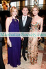 New York City Opera's Spring Gala and Opera Ball : NEW YORK-MARCH 18: New York City Opera's   Spring Gala and Opera Ball on Thursday, March 18, 2010 at David H. Koch Theater, Lincoln Center, (63rd Street and Columbus Ave), New York City, NY.    New York City Opera celebrated the opening of its 2010 Spring Season with a gala performance of  Chabrier's L'Étoile.  The performance was followed by a grand evening of dinner and waltzing to music performed by the New York City Opera Orchestra on the Promenade of the David H. Koch Theater. This glamorous evening was formal attired,  opera gloves and white-tie.  Emmanuel Chabrier's ingenious L'Étoile is a lively opéra bouffe about disguises and mistaken identities.  Acclaimed City Opera Director Mark Lamos  created a witty, stylish production inspired by Toulouse Lautrec to tell the story of a madcap king, an astrologer, and a hapless peddler. The cast featured the great French tenor Jean-Paul Fouchécourt and the debuts of bourgeoning artists Julie Boulianne, Liza Forrester, and Dominic Armstrong.  The revival is also notable for the return of the internationally renowned French conductor Emmanuel Plasson. The Spring Gala honored City Opera's devoted Chairman Susan L. Baker   for her outstanding dedication to the company in this role, for her strong leadership through challenging times, and for her great friendship to the Opera as both ardent advocate and generous supporter. Kate D. Levin, the City of New York Commissioner of the Department of Cultural Affairs, along with Mark Newhouse, President of the New York City Opera Board, both gave speeches about Ms. Baker's leadership and dedication to City Opera.     Ms. Baker joined the City Opera Board in December 1999 and has served as Chairman of the Board since 2004. She also serves as Co-Chairman of the Board of Directors of The Collegiate Chorale and is a member of the Board of the Animal Medical Center, Lincoln Center for the Performing Arts, the American Associates of the Royal Academy, and the International Friends of the Aix-en-Provence Festival. She also serves as a member of the Board of the Brooklyn Academy of Music Endowment Trust and a member of the OPERA America Investment Advisory Committee. All proceeds from the Spring Gala support City Opera's mission to create innovative productions of new and classic work, reach a wide audience with affordable ticket prices, and bring music into the lives of thousands of students each year through its acclaimed education programs in New York City public schools. Honoree: Susan L. Baker   Co-Chairmen:  Jennie and Richard Descherer, Mark and Lorry Newhouse, Grant and Jacqui Smith, Herbert M. Watchtell, Sue Ann Weinberg.   Waltzing: After the performance, the full New York City Opera Orchestra accompanied waltzing on the Promenade. Music by: Emmanuel Chabrier, Charles Gounod, Franz Lehár, Frederick Loewe, Jacques Offenbach, Richard Rogers, Johann Strauss II, Richard Strauss, Peter Llyich Tchaikovsky, Giuseppe Verdi     PHOTO CREDIT:Copyright ©Manhattan Society.com 2010 by  Christopher D.M. London   |  tel: Private  |e-mail: ChrisLondon@manhattansociety.com***NOTE: These photos are from the cocktail hour only and not the full event, approximate span of 45 minutes to 1 hour*****