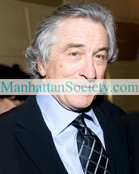Robert DeNiro attends The New York Women's Foundation STEPPING OUT ...