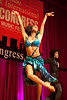 "THE NEW YORK INTERNATIONAL SALSA CONGRESS DANCE & MUSIC FESTIVAL : NEW YORK-SEPTEMBER 5: THE NEW YORK INTERNATIONAL SALSA CONGRESS DANCE & MUSIC FESTIVAL September 1st-6th Labor Day Weekend at the New York Hilton Hotel, 1335 Avenue Of the Americas ( 53rd Street on the 3rd FL.)  New York City. NY. The New York International Salsa Congress Dance & Music Festival  (NYISC), the world's largest multicultural music and dance extravaganza organized by John ""Choco"" Knight, celebrated its 10th Anniversary with over 20,000 people from around the world last Thursday, September 2nd to Sunday, September 5th at the New York Hilton Hotel.   Hosted by  97.9 LA MEGA's J.I. Starr , this year was even bigger than last with a blow out performance by one of salsa's oldest and most beloved bands ""La Universidad de la Salsa"" El Gran Combo De Puerto Rico.     Special highlights from this year's Congress included salsa, bachata, and hustle dance competitions, Survival Challenges, over the top performances and 60+ instructional workshops for all levels taught by world renowned dancers including the legendary King of Mambo Eddie Torres, Griselle Ponce and Melissa Rosado, Magna Gopal, Ismael Otero & Shani Talmor of Caribbean Soul, Talia Castro-Pozo & Lee Van Bradley, Tito &Tamara from Puerto Rico, Victor Burgos & Gaby Bernal from Mexico, Ahtoy WanPat-Borja, Daniel Enskat, and Joseph Rivera from Baila Society, Santo Rico and the Lorenz Latin Dance Studio and so many more outstanding groups.  Each night featured dancing and a LIVE concert with Son Sublime, Conjunto Imagen, Son Boricua, La Japonesa Salsera Yoko and El Gran Combo de Puerto Rico as the grand finale.  Each year the NYISC brings together people of all cultures, ages and backgrounds to participate in this multi-day celebration.   Whether novice or a professional dancer, the NYISC attracts people from all walks of life to establish a sense of community, to gain exposure to different styles of dance and to achieve a higher level of knowledge and expression while sharing the true passion for Latin music and dancing.  Originally held in the Poconos in 2001 with an estimate of 2,000 attendees, the NYISC has flourished to over 20,000 attendees and gained an abundance of media attention. To purchase tickets & for more information for next year's 2011 NY International Salsa Congress please visit www.nycsalsacongress.com Press Contact: Natalie Maniscalco 
