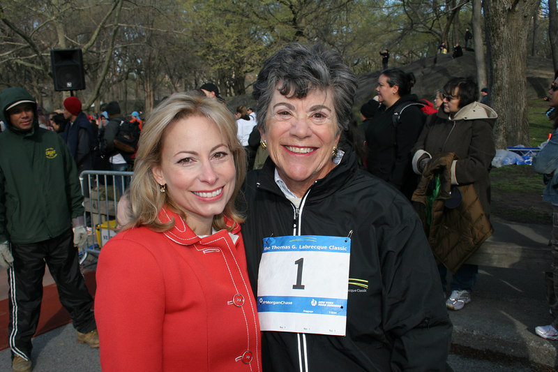 """4th Annual Thomas G. Labrecque Foundation Classic """"Run as One"""" in Central Park"""