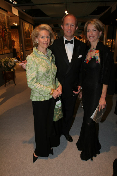 THE TIME MACHINE: Lenox Hill Neighborhood House's Gala Preview of the Spring International Art & Antiques Show