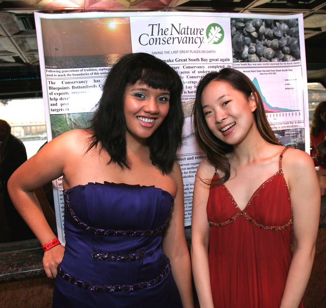 Event Co-Chairs: Vanessa Bronfman & Eugenia Choi