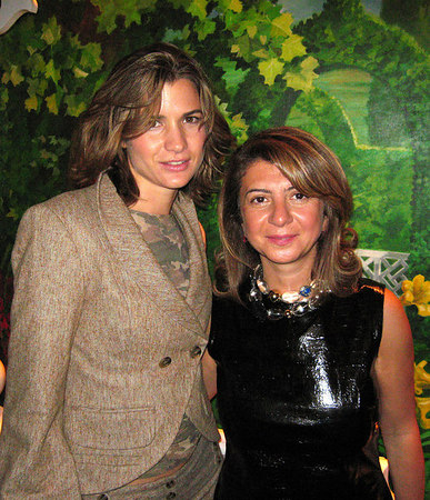 Designer Anait Bian's Birthday Party at Tavern on the Green