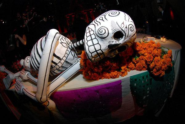 """El Museo del Barrio: """"Young International Circle Benefit to Celebrate Día de los Muertos"""""""