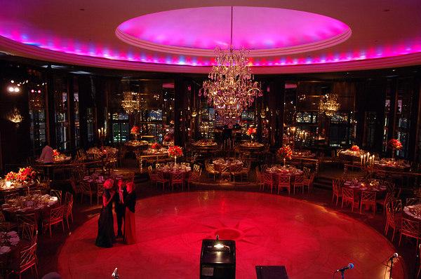 Hispanic Society of America Annual Black Tie Gala at The Rainbow Room