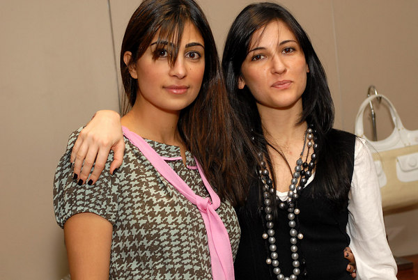 FELIX REY Valentine's Day Tea Party hosted by Lily Rafii and Sulaika Zarrouk