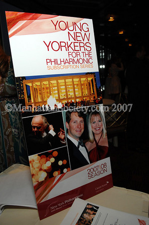 "Young New Yorkers For The Philharmonic: ""Summer Suite"" at the Rainbow Room"