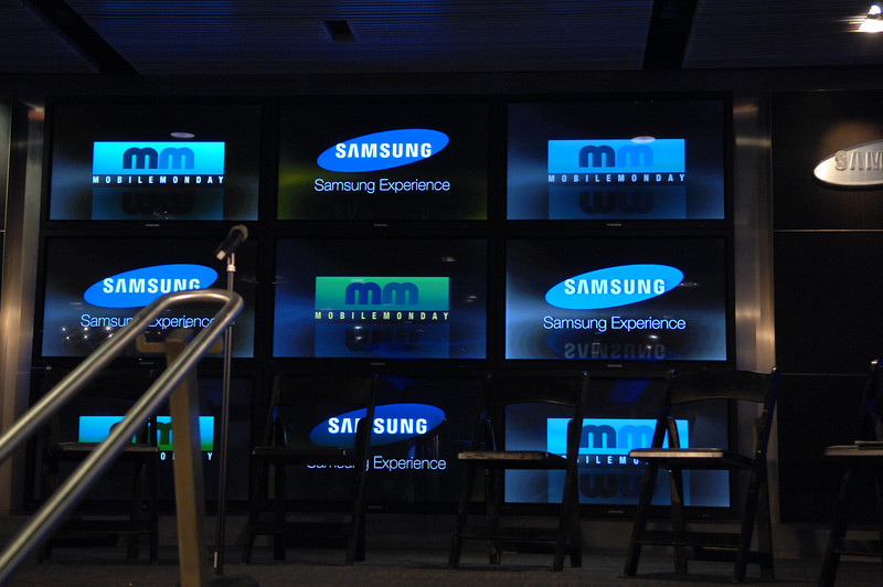 Samsung's Mobile Monday
