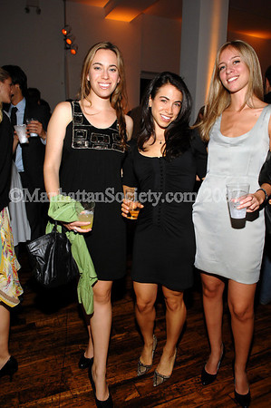 The APrivateClub.com Launch Party at the Chelsea Art Museum