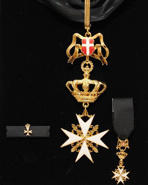 """""""Dan Negrea Investiture as Knight of Malta"""""""