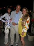 Lee Fryd, Tony award winning producer Stewart and Bonnie Lane