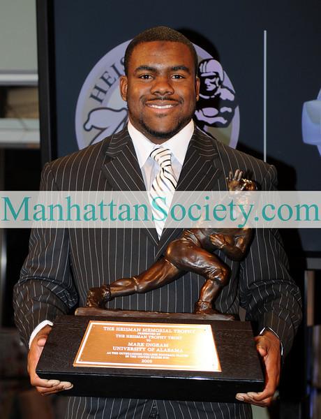 75th Annual Heisman Memorial Trophy Award Press Conference & Reception