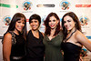 "The New York International Salsa Congress celebrates the ""Women of Salsa"" with Talia Castro-Pozo, Griselle Ponce, Eleanee Jimenez and Ana De Matos : NEW YORK-NOVEMBER 22: The New York International Salsa Congress celebrates the ""Women of Salsa"" with Talia Castro-Pozo, Griselle Ponce, Eleanee Jimenez and Ana De Matos on Monday, November 22, 2010 at Taj Lounge  in New York City. The New York International Salsa Congress and over 350 guests, press, and paparazzi celebrated the ""Women of Salsa"" at Taj Lounge in New York City on Monday night, November 22nd.   Four of salsa's leading ladies including Talia Castro-Pozo, Griselle Ponce, Eleanee Jimenez, and Ana De Matos were featured in an amazing six page photo spread in Latina Magazine to celebrate the 10th Anniversary of the New York International Salsa Congress, a multi-day music and dance extravaganza held annually at the Hilton Hotel in NYC on Labor Day weekend. Founder of Mambo Fateegz Inc. and main organizer of the New York International Salsa Congress John ""Choco"" Knight, along with event sponsors Burju Shoes, Salsa Gear by On1Dance Wear, and LeSpa NY threw an exciting dance celebration in honor of all women of salsa with performances by each of the featured salseras, LIVE music by Willy's NYC, and dancing all night long.  Gift bags filled with products and coupons from Burju Shoes, Salsa Gear by On1Dance Wear, LeSpa NY, Sephora, The American Cancer Society, ZICO, and Dr. Miracles were given out to all the special ladies of the evening.  En La Escena TV with a SALSEEK, hosted by Leticia Reyes captured the night's festivities, followed by a tv segment with Telemundo's  Acceso Total featuring Talia Castro-Pozo, Griselle Ponce, Eleanee Jimenez, and Ana De Matos. For more information about the 2011 NYISC and the 1st Annual Big Apple Salsa Festival check out www.nycsalsacongress.com and www.bigapplesalsafestival.com. Press Contact: Natalie Maniscalco 
