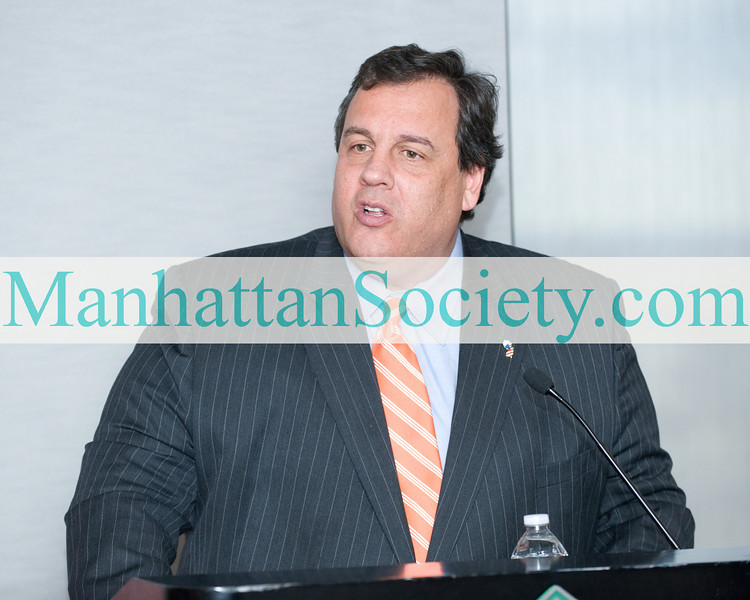 POLICE ATHLETIC LEAGUE (P.A.L.) Luncheon with New Jersey Governor Chris Christie
