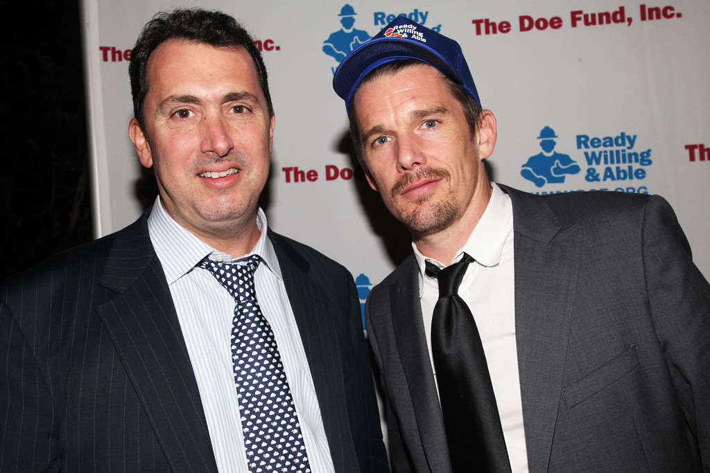 THE DOE FUND'S 2010 GALA  HONORING ETHAN HAWKE