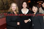 Joan Tobin, Lynda Johnson Robb, Kathy Hardwick