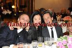 Arthur Becker, Vera Wang, Brian Grazer