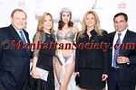 Frank Calicchio, Denise LeFrak Calicchio, Ashley Scott, Jennifer Bandier, Neil Boyarsky