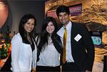 Sachi Shah, Taryn Bregstein, and Rushabh Vora
