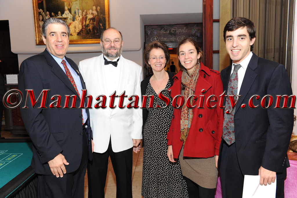 "Independence Residences Inc. Hosts Monte Carlo Night ""Casablanca In New York"" 2011"