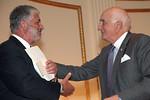 Event Honoree Robert Benmosche and Ken Langone