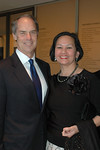 Board Member Gerald L Hassel and Agnes Hassell<br /> <br /> Photo Credit: Linsley Lindekins