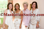 Grace Johnson, Noreen Buckfire, Anne Van Rensselaer, Judy Trunsky