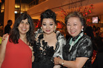 Kathy Mele, Ying Huang (soprano) and Shirley Young (Gala Co-chair)_photo Linsley Lindekins