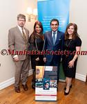 Stuart Rockefeller, Nassir Abdulaziz Al-Nasser,   Muna Rihani Al-Nasser, Julia Rockefeller