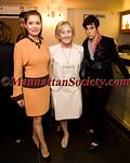 Jean Shafiroff, Caroline Hyman, Judith M  Hoffman