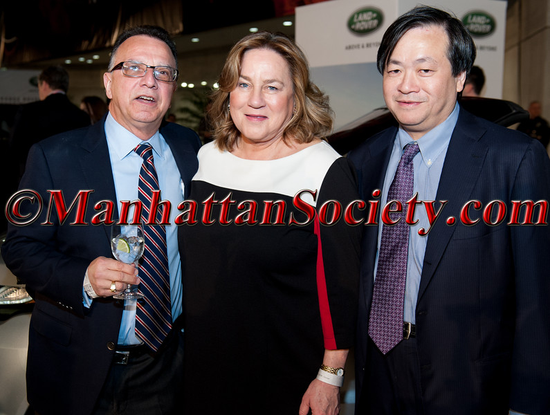 John Sanchez, Joan Young, Phil Yang
