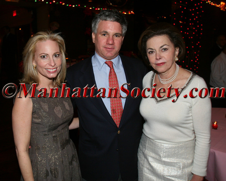 Christmas Party at Doubles Hosted by Gillian & Sylvester Miniter