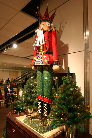 Lenox Hill Neighborhood House 18th Annual Holiday Bazaar Preview Party at Sotheby's