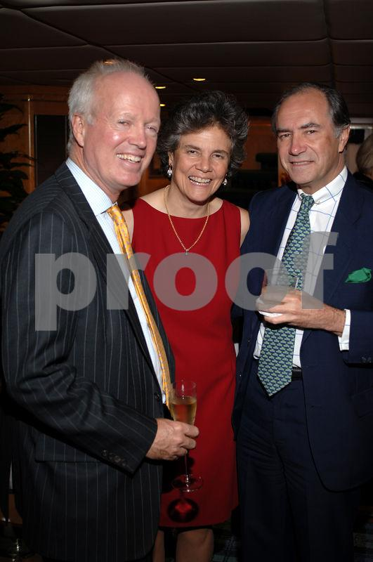 The Community Coalition's Annual Cruise around NYC aboard the Forbes Family Yacht, The Highlander