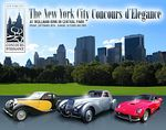 New York City Concours d'Elegance Gala Awards Dinner : Saturday, October 1, 2005, 7:30-11 PM Gala Awards Dinner & Auction to benefit charitable partners of the New York City Concours d'Elegance