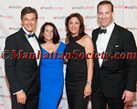 Dr Oz, Lisa Oz,  Madeline Weisgal, Jon Weisgal