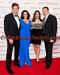 Dr Oz, Lisa Oz, Jacqueline Laurita  Chris Laurita