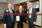 Leadership Luncheon Hosted by The Common Good & Paul Beirne with Governor Ed Rendell Discussing His New Book - A NATION OF WUSSES: How America's Leaders Lost the Guts to Make Us Great on Thursday, July 12, 2012 at Alliance Bernstein, 1345 6th Avenue in New York City  PHOTO CREDIT: Copyright © 2012 Manhattan Society.com by Christopher London