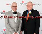 Distinguished  Service Award Honoree, Dr David H Adams M D, Distinguished Leadership Award Honoree, Howard C  Bluver