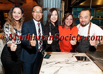 Grace Subervi, Paul Shin, Seolbin Park, Chef Diane Henderiks, Chef David Lee