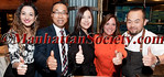 Grace Subervi, Paul Shin, Seolbin Park, Chef Diane Henderiks, Chef David Lee