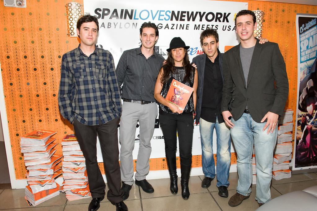 Spain Loves New York, Babylon Magazine Meets USA