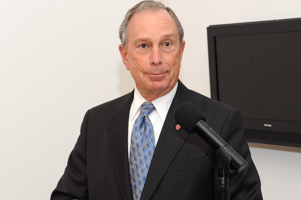 """The Honorable Michael R. Bloomberg Reception: """"New York City and Latin America: A Growing Partnership"""""""