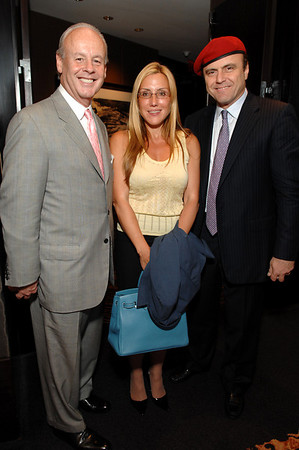 Curtis & Mary Sliwa Host Cocktail Party to Celebrate Success of 2007 Guardian Angels Annual Gala Dinner and Honor Board Members, Gala Honorees and Friends