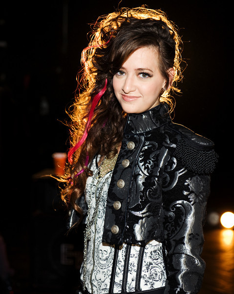 Carly Perahia Music Video Production Shoot