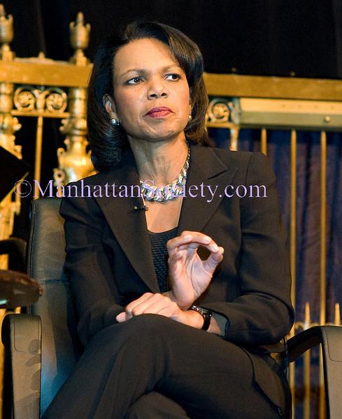 Dr. Condolezza Rice